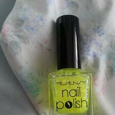 1 VERNIS A ONGLES YESENSY GLITTER COLLECTION PAILLETTE FLUO Pailleté 125 JAUNE