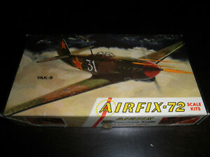 1/72 YAK-9D Russian Fighter by Airfix