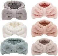 Spa Bath Shower Makeup Wash Face Cosmetic Headband Hair Band Hairbands