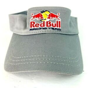 Red Bull Racing Team G&G Motorsports Sun Visor Gives You Wings Grey NASCAR NEW