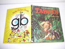 Tarzan Little Golden Book 298 HC 1964 Edgar Rice Burroughs Sydney