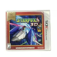 Star Fox 64 3D (Nintendo 3DS) Nintendo Selects - BRAND NEW