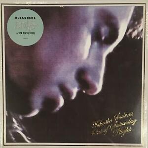 Bleachers Take The Sadness Out Of Saturday Night LP NEW Sea Glass Vinyl Antonoff