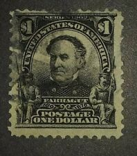 Travelstamps: 1902-1903 US Stamps Scott # 311, Farragut, Used, Ng, $1