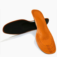 Cow Leather Full Insoles,Orthotics Leather Shoe Insoles, health inosles can cut