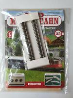 DeAgostini  Miniatur Modellbahn Spur N Nr.25  mit Heft