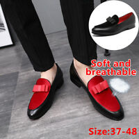 Fashion Mens Slip On Loafers Driving Boat Shoes Moccasins Formal Party Shoes New