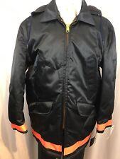 Spiewak Titan Navy 44 Reflective w/hood Mens Coat Parka Jacket Free Shipping