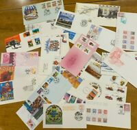 Bulk 30 Australia First Day Cover FDC from 70-80s Collection 005 - FREE SHIPPING