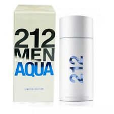 212 MEN AQUA LIMITED EDITION BY Carolina Herrera 3.4 oz / 100 ml EDT SPRAY