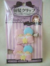 Sanrio Little Twin Stars kiki lala Hair clip for front hair New