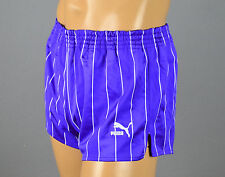 PUMA Shorts Sporthose Short Lila Gr.:L-7          (1273)