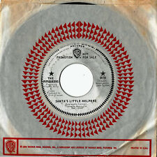 THE PIPSQUEEKS - SANTA'S LITTLE HELPERS - WB - WLP 45 - LEON RUSSELL ARR.