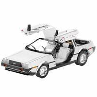 Fascinations Metal Earth DeLorean Laser Cut 3D Metal Model Kit
