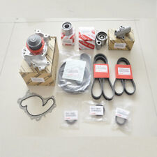 Fit Toyota OEM Timing Belt Water Pump Kit Toyota 3MZFE V6 3.3L for Camry Sienna