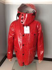 Moncler Lormont Mens Coat Jacket, Size 4, XL Built In Gilet, NEW, Rrp £1115 BNWT