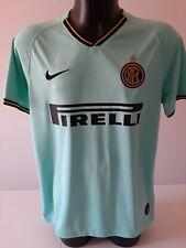Shirt Inter Milan Sensi 2019 2020 away Jersey Maglia taglia L