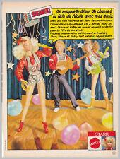 Poupées Voiture Starr De Chez Mattel 1979 En Boite Poupées, Vêtements, Access.