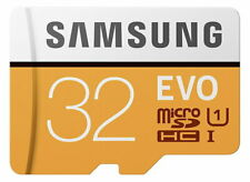 Samsung EVO 32GB Micro SDHC UHS-I Class 10 Memory Card 95MB/s with Adaptor