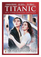 NEW! ~ Titanic 10th Anniversary Edition (DVD, 1997, Widescreen) 2 DISKS! EXTRAS!