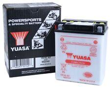 Yuasa YB14L-A2 Honda FT500 Ascot '82-'83 Conventional YuMicron 12v Battery