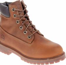 Timberland 6-Inch Premium Boot Rust UK 4 Waterproof New RRP £129.99