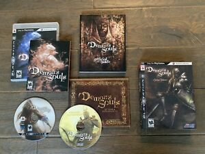 Demon's Souls Deluxe Edition Sony PlayStation 3 PS3 Limited Dark Rare Game Atlus