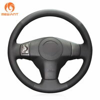 DIY PU Leather Steering Wheel Cover for Toyota RAV4 Vios Yaris Scion XB 2008
