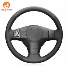 DIY PU Leather Steering Wheel Cover for Toyota RAV4 Vios Yaris Scion XB 2008
