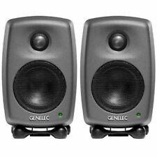 2x Genelec 8010 A Studio Monitor - aktive Lautsprecher in OVP