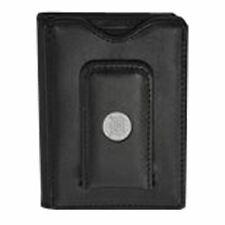 SS MLB  Detroit Tigers Black Leather Money Clip Wallet