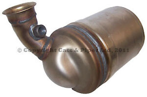 206 1.6 DV6TED4 DIESEL PARTICULATE FILTER NEW 083