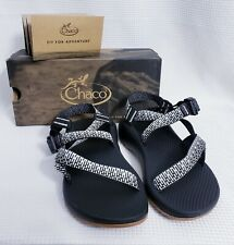 $120 Chaco Z1 Z Cloud Classic Sandals Penny Black Womens size 7 M New in Box