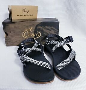 $120 Chaco Z1 Z Cloud Classic Sandals Penny Black Womens size 6 M New in Box