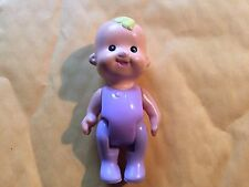 FISHER PRICE MY FIRST DOLL HOUSE REPLACEMEN HTF BABY GIRL DAUGHTER FIGURE PURPLE