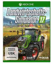 Landwirtschafts Simulator 2017 / 17 - XBOX ONE - *NEU*