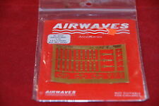 AIRWAVES PHOTO ETCHED F-4 E/J STRAPS MB MK7 AC 3202 AW6002-MMD 1:32 NEW