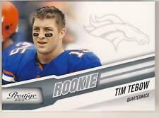 Tim Tebow 2010 Prestige Rookie #296
