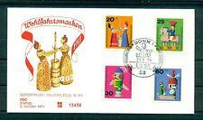 Allemagne - Germany 1971 - Michel n.705/08 - Jeux anciens