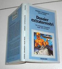 Inisero Cremaschi Gilda Musa DOSSIER EXTRATERRESTRI Rusconi 1978