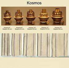 Stoppino per lume e lampada a petrolio Kosmos ricambio 1metro da 35 mm.