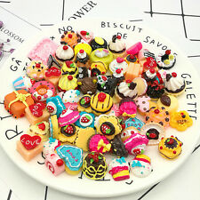 New 10pcs/Pack Random Small Lifelike Ice cream Rilakkuma Fruit Squishy Food Toys