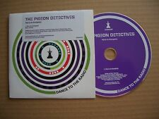 THE PIGEON DETECTIVES - THIS IS AN EMERGENCY - PROMO CD SINGLE - NEW / UNPLAYED