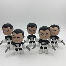 5 PCS Funko Mystery Minis Marvel Series 1 Punisher