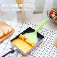 Silikon Spatel Rindfleisch Fleisch Ei Küchenschaber Breite Pizza Schaufel AntXUI