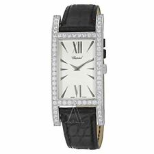 Chopard Classique 18K White Gold 3.14 ctw Diamonds Women's Watch 173562-1001
