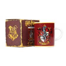 Harry Potter Grifondoro Crest 110 ml MINI TAZZA (Inscatolato) NUOVO