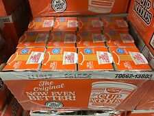 Lot of 24 cups Nissin Chicken Cup Of Noodles Free Shipping