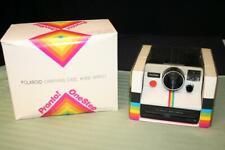 New - Classic Polaroid Sx-70 One Step Land Camera & Polaroid Carrying Case #188