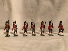 Johillco Highlanders Lead Toy Soldiers 7 pieces